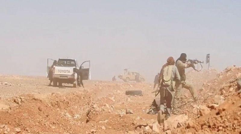 LLL-Live Let Live-ISIS terrorists attack Hashd al-Shaabi militias