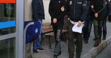 LLL-Live Let Live-Turkish authorities detain 7 people on suspicion of ISIS terrorist group membership
