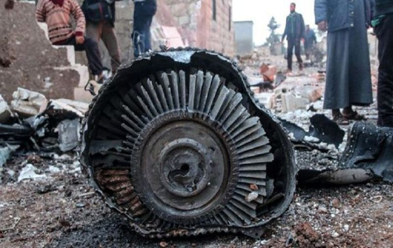 LLL-Live Let Live-Al-Qaeda linked 'terrorists' kill Russian fighter pilot after the plane was shot down in Syria 1