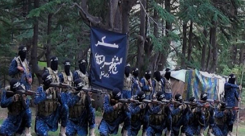LLL-Live Let Live-At least 7,000 ISIS terrorists and thousands of 'reservists' are operating in Afghanistan