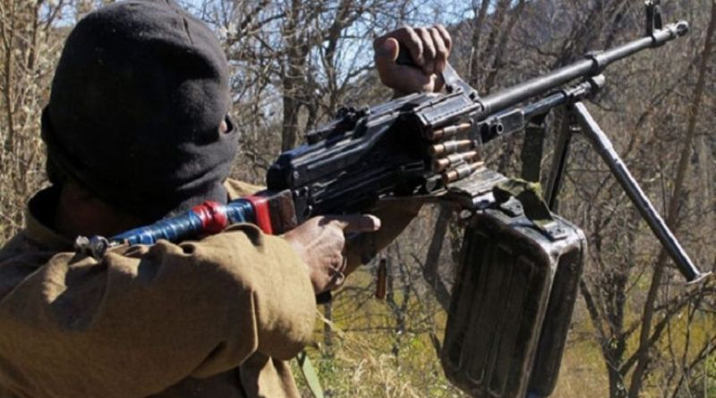 LLL-Live Let Live-Clash among Lashkar-e-Islam and ISIS terrorist group leaves 9 dead militants in Nangarhar province