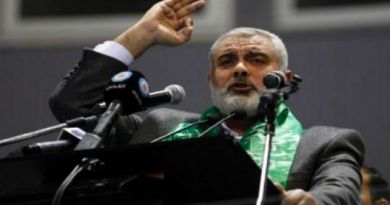 LLL-Live Let Live-Egyptian security forces foil ISIS terror plot to kill the leader of Hamas Ismail Haniyeh