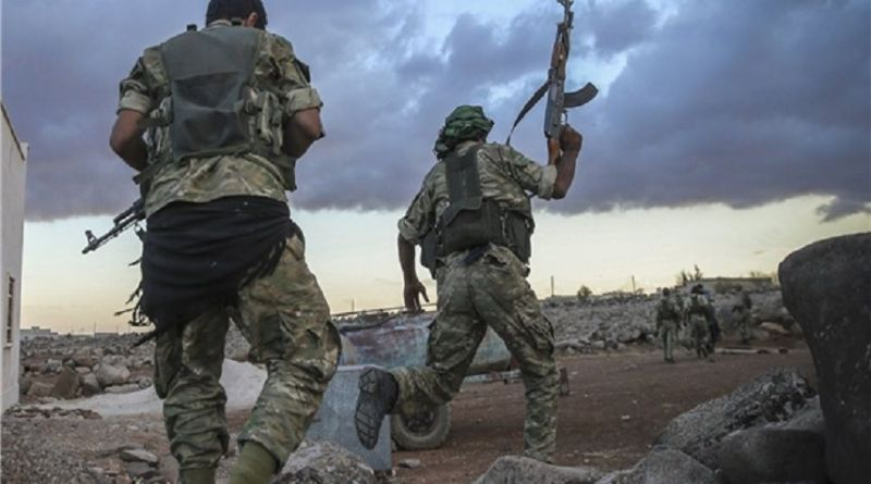LLL-Live Let Live-ISIS continues with the withdrawal from Northeastern Hama under Syrian Army attacks