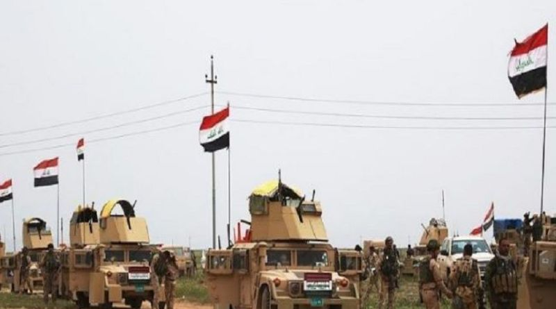 LLL-Live Let Live-Iraqi troops kill 30 Islamic State terrorists while they were hiding inside a cave in western Mosul
