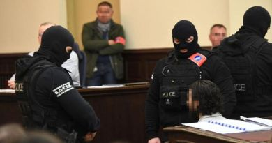 LLL-Live Let Live-Key Islamic State terrorist suspect absent as Belgian trial resumes