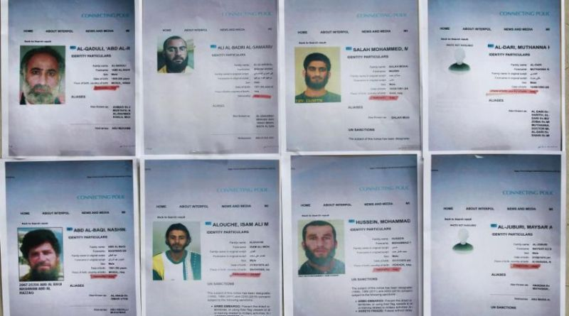 LLL-Live Let Live-List of most wanted and dangerous ISIS commanders published by Iraqi authorities