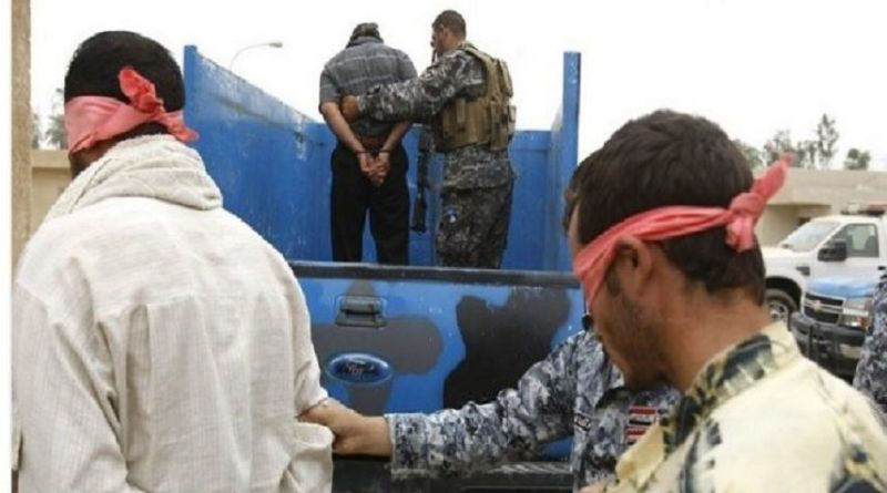 LLL-Live Let Live-SWAT forces arrest senior ISIS and Al-Qaeda commander in central