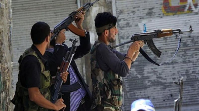 LLL-Live Let Live-Several terrorist groups intensify the infighting in Syria