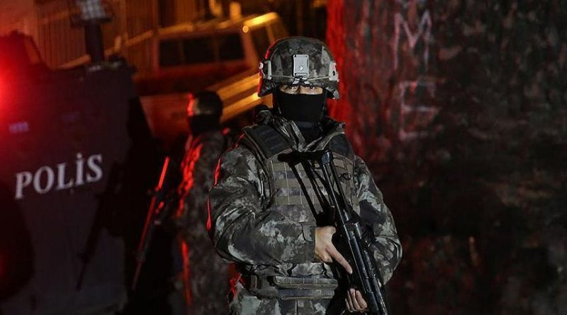 LLL-Live Let Live-Three ISIS-linked terrorist suspects arrested in southern Turkey