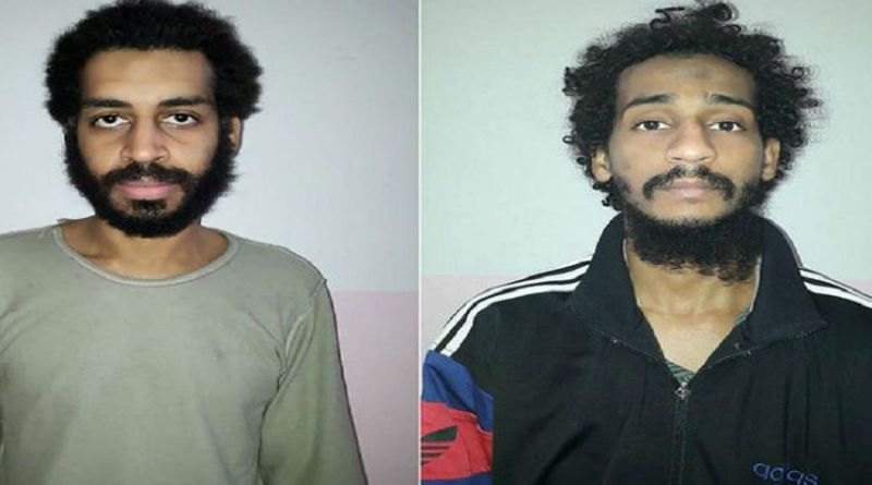 LLL-Live Let Live-British government threatens to withhold key evidence from U.S prosecutors on two ISIS 'Beatles' terror suspects