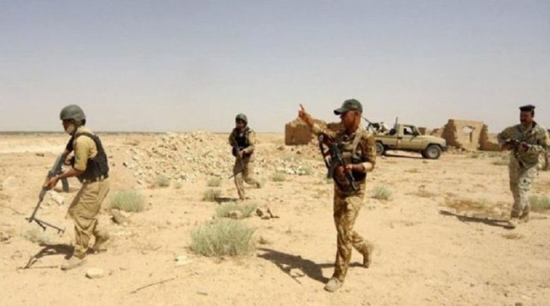 LLL - Live Let Live - Eight Iraqi soldiers killed and several others are injured in Islamic State attack on Anbar roadblock