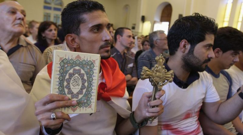 LLL - Live Let Live - ISIS is defeated but the Muslim extremists prevent Iraqi Christians from returning to their homes
