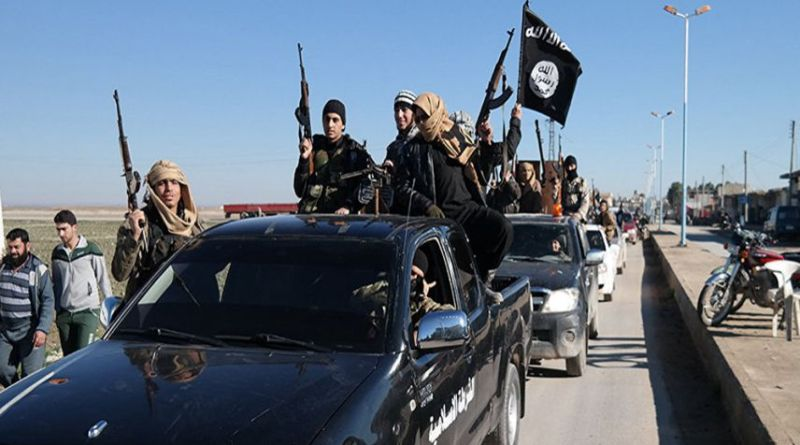 LLL - Live Let Live - ISIS terrorist group have grand-offensive plans in Syria