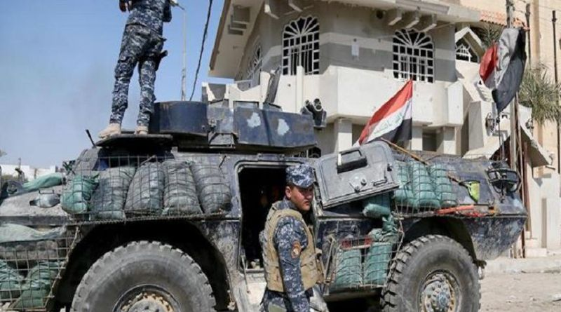LLL - Live Let Live - ISIS terrorists ambush at another fake checkpoint leaves five Iraqi soldiers dead