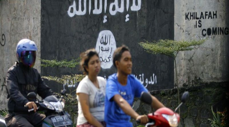 LLL - Live Let Live - Indonesia lacks legislation to prosecute Islamic State terrorists returning from conflict zones