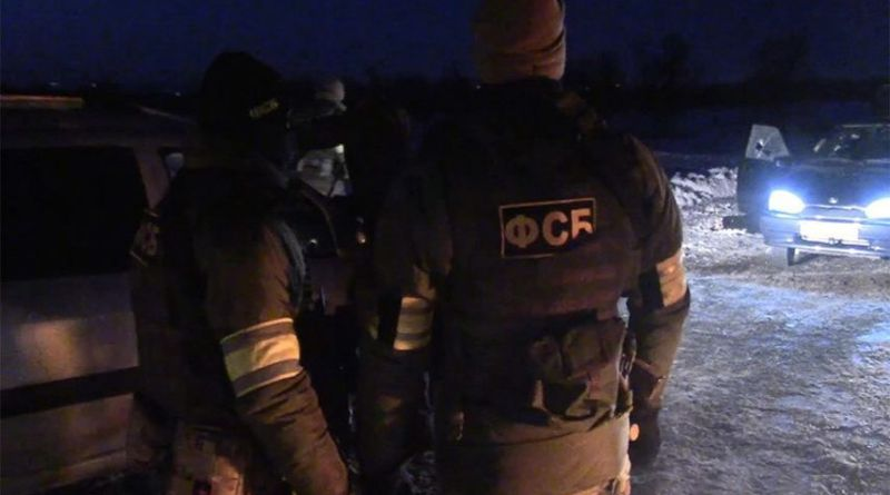 LLL - Live Let Live - Russian FSB forces found 3kg TNT explosive device and foiled terrorist attack in central Russia