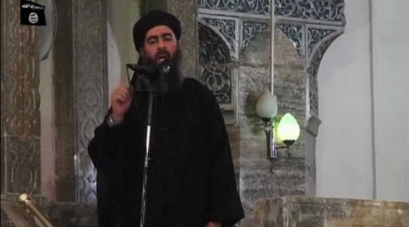LLL - Live Let Live - The sister of ISIS leader Abu Bakr Al-Baghdadi sentenced to death in Iraq