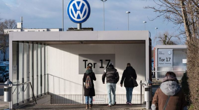 LLL - Live Let Live - Volkswagen ordered to rehire employee suspected for having connections and planing to join ISIS terrorist group