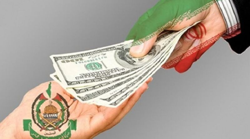 LLL - Live Let Live - Hamas patch up its relationship with Iran and the Iranian cash is pouring into the Gaza Strip