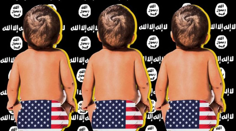 LLL - Live Let Live - Who will rescue the American babies from ISIS?