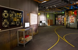 Museum of Science and Industry Collider Exhibition