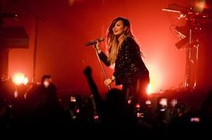 Demi Lovato. Image credit Focka/Flickr under creative commons license