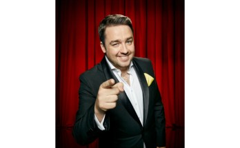 Jason Manford in The Producers