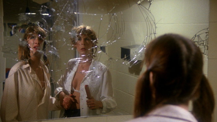 image of Jamie Lee Curtis in Prom Night