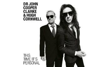 image of Dr John Cooper Clarke and Hugh Cornwell