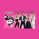 Grease at the Palace Theatre promotional poster