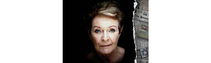 image of Janet Suzman - image credit Simon Annand