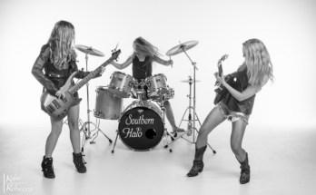 image of Southern Halo - Natalia, Christina and Hannah Morris