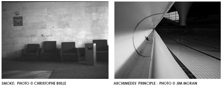 images from Smoke and the Archimedes Principle at Home