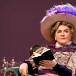 Gwen Taylor as Lady Bracknell in The Importance of Being Earnest coming to Manchester Opera House - credit Manuel Harlan