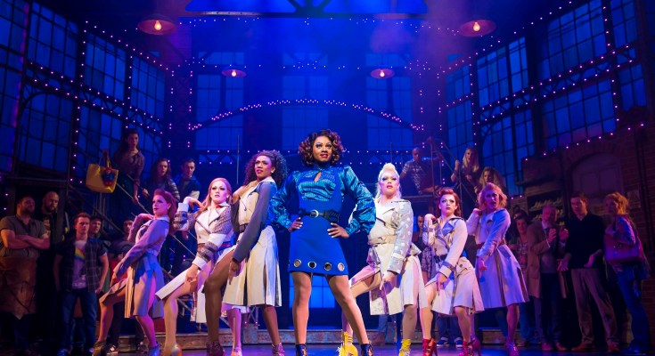 Kinky Boots will run at Manchester Opera House for three weeks in November 2018.