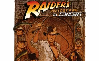 Indiana Jones at the Bridgewater Hall Manchester