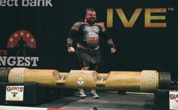 Eddie Hall will be at the Hard Rock Cafe at The Printworks taking on The Lad Bible.