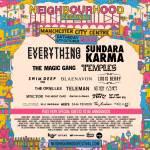 Neighbourhood Festival 2018 - Manchester