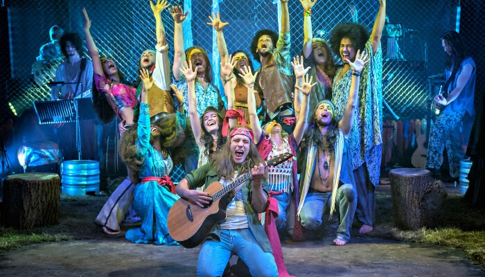 Manchester Theatre - Hair The Musical comes to Manchester Opera House - image courtesy Anthony Robling