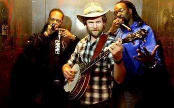Manchester gigs - Gangstagrass will headline at Band on the Wall - image courtesy Sean Aikins