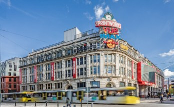 The Printworks Manchester