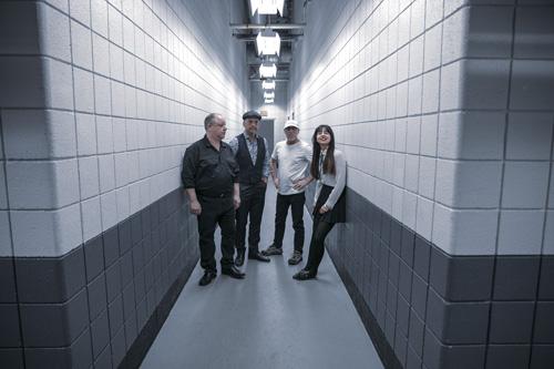 image of Pixies