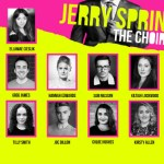 Jerry Springer - the Musical runs at Hope Mill Theatre Manchester