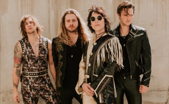 The Struts will headline at Manchester Academy