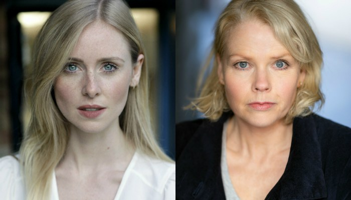 Diana Vickers and Sara Crowe will star in The Entertainer at Manchester Opera House