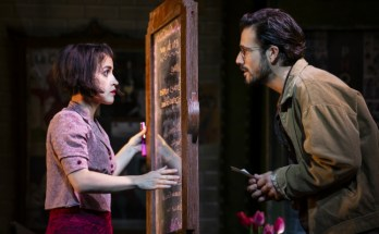 Amelie The Musical comes to Manchester Opera House - image courtesy Pamela Raith Photography