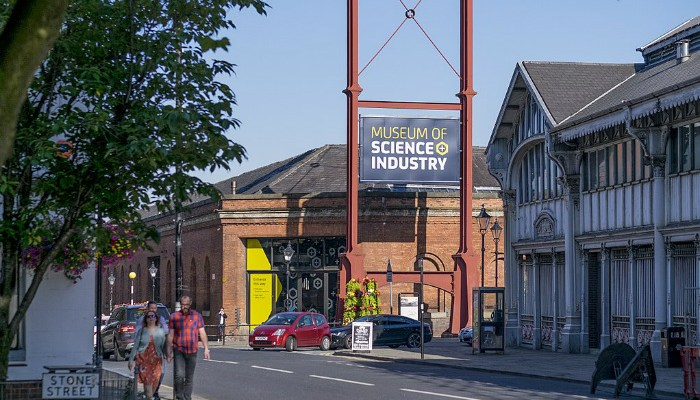 Manchester Museum of Science and Industry - image courtesy MSI Marketing and Wikimedia Commons