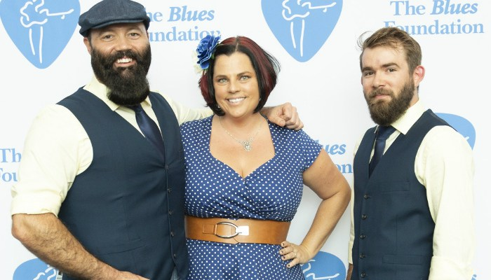 The Reverend Peytons Big Damn Band play at Band on the Wall - image courtesy Alex Ginsburg