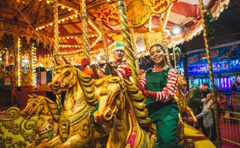 Winter Funland at Event City Manchester