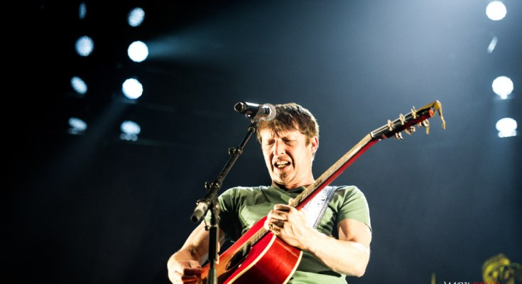 James Blunt at Manchester Arena - 15 February 2020 - image courtesy @markwiththecamera